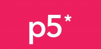 P5.js logo